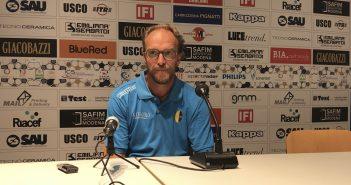 Modena-Fermana 1-1, mister Zironelli: