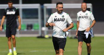 Sassuolo - Gazzetta di Modena, neroverdi a Marassi contro la Sampdoria: De Zerbi sprona la squadra