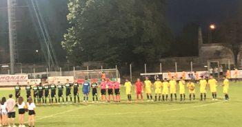 Torneo Città di Vignola: Sassuolo-Modena 6-0, la Primavera neroverde batte la Berretti gialloblu