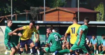 Modena FC - Resto del Carlino - Luci e ombre: battuto il Formigine, ma ancora incertezze nel primo tempo