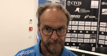 """Arzignano-Modena 2-1, mister Zironelli sprona la squadra: """"Servono più coraggio e attenzione"""""""