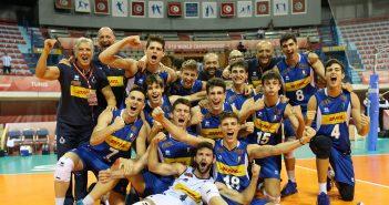 Modena Volley - L'Italia Under19 vince i Mondiali di categoria, Rinaldi è medaglia d'oro!