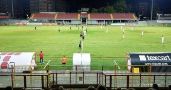 Carpi-Vicenza 1-1, Marotta risponde a Maurizi: terzo risultato utile consecutivo per i biancorossi