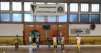 Hockey - Symbol Amatori Modena 1945, primo impegno stagionale a Montale per i gialloblù