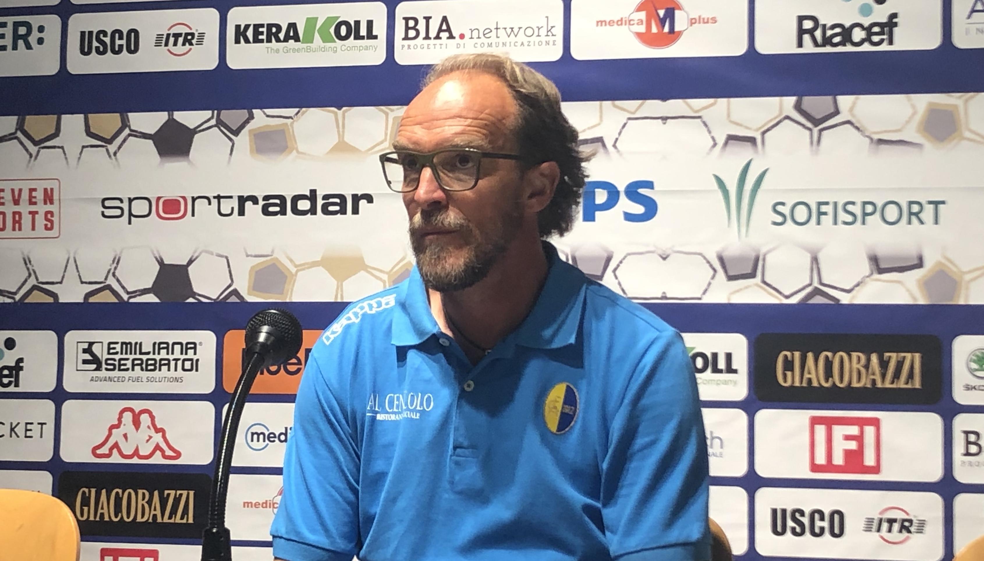 Modena-Padova 0-1, le dichiarazioni di mister Zironelli