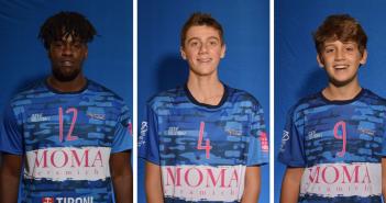 Pallavolo Anderlini, Cristian Bernardi presenta la stagione 2019/2020 del settore maschile