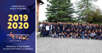 Pallavolo Anderlini, comunicazione e gestione del team: Silvia Giovanardi e Ivana Danisi ospiti al Workshop di inizio stagione