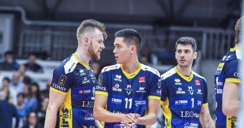 Modena Volley - Anderson e Zaytsev non convocati per la trasferta di Ajaccio