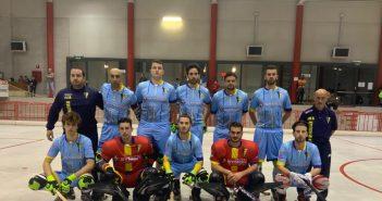 Hockey - Symbol Amatori Modena, esordio da sogno: netta vittoria a Bassano