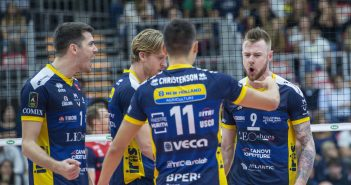 Consar Ravenna-Modena Volley 0-3: le interviste post partita