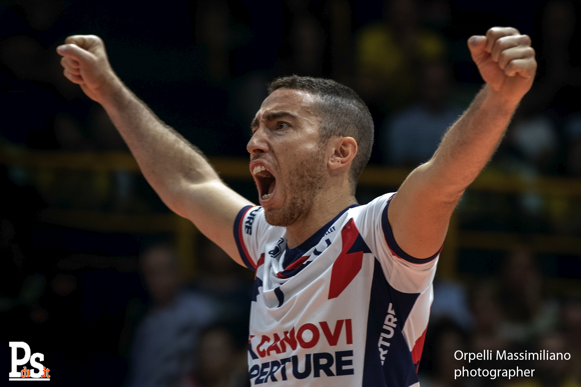 Modena Volley, intervista Salvatore Rossini