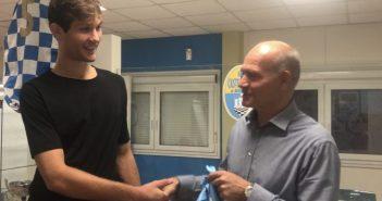 Dilettanti - Castelvetro, arriva il difensore Denis Dembacaj: