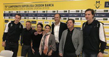 Modena Volley - Nuova partnership con la straordinaria realtà modenese Mario Neri Spa