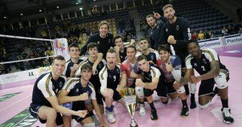 Modena Volley - Rassegna stampa: Modena scopre la sua cantera, Giani punta sui giovani