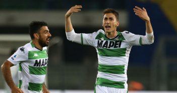 Sassuolo - Gazzetta di Modena, a Genova senza 6 giocatori: Djuricic in campo dal primo minuto
