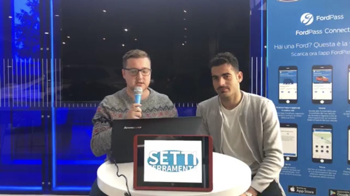 Dilettanti - Maranello, intervista al portiere Paolo Gargiulo