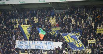 """Modena Fc - """"Venezia e la sua gente sono forti... Forza Fioi!"""""""