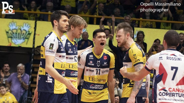 LIVE | Sir Safety Perugia-Modena Volley 3-1, la cronaca scritta del match