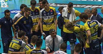 Modena Volley - Gazzetta di Modena - Leo Shoes, tutto come un anno fa: distrutta da Perugia