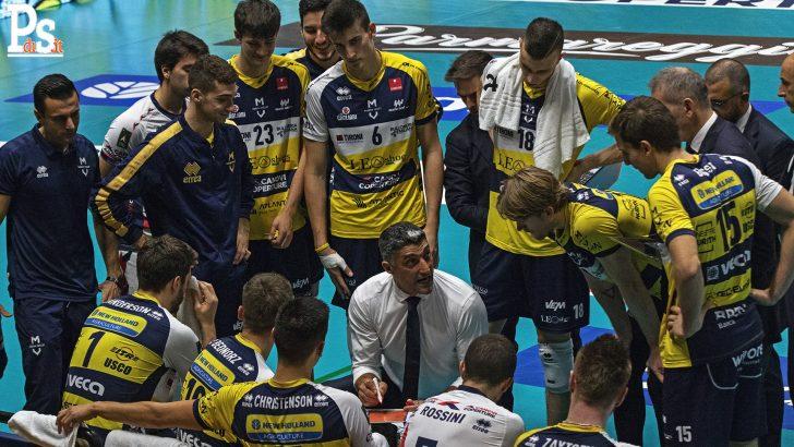 Modena Volley - Gazzetta di Modena: Leo Shoes-Ravenna stasera al PalaPanini