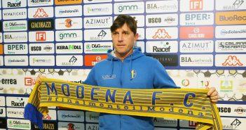 Modena FC - Resto del Carlino - Mignani, primo anno in gialloblù