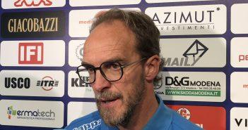 Modena Fc, mister Zironelli: