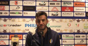 Modena-Virtus Verona 1-0, le parole di Davì e Laurenti