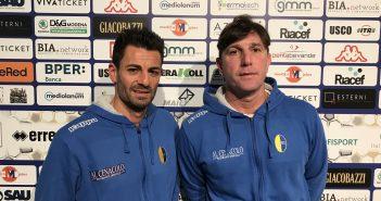 Modena Fc, oltre a mister Mignani confermato tutto lo staff tecnico!