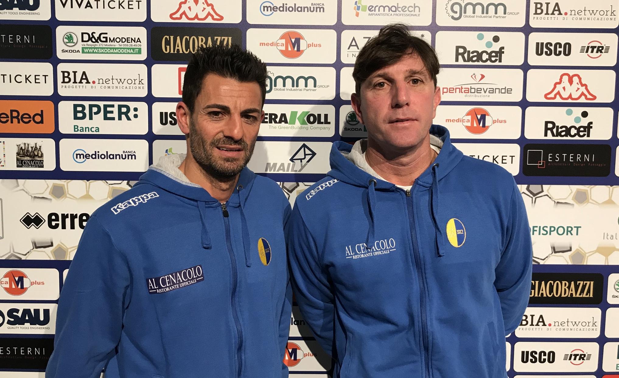 Modena Fc, intervista al vice allenatore Simone Vergassola