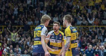 Modena Volley - La Leo Shoes vince in amichevole al PalaPaganelli di Sassuolo contro Padova per 3-1