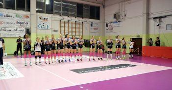 Volley, A2/F: l'Exacer Montale riceve il Pinerolo secondo in classifica
