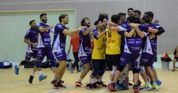 Moma Anderlini, torna alla vittoria la Serie B maschile
