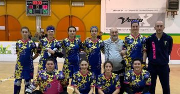 Hockey Femminile - Mumble Amatori Modena, vittoria con goleada conto Vercelli