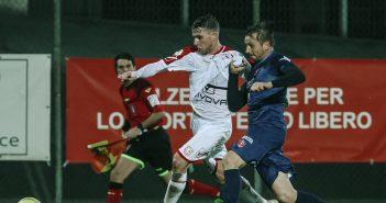 """Carpi Fc, Lorenzo Simonetti: """"Vogliamo continuare la nostra striscia positiva"""""""