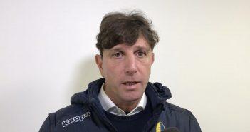 """Triestina-Modena 0-1, mister Mignani: """"Vittoria importante. Dobbiamo lavorare ancora tanto"""""""