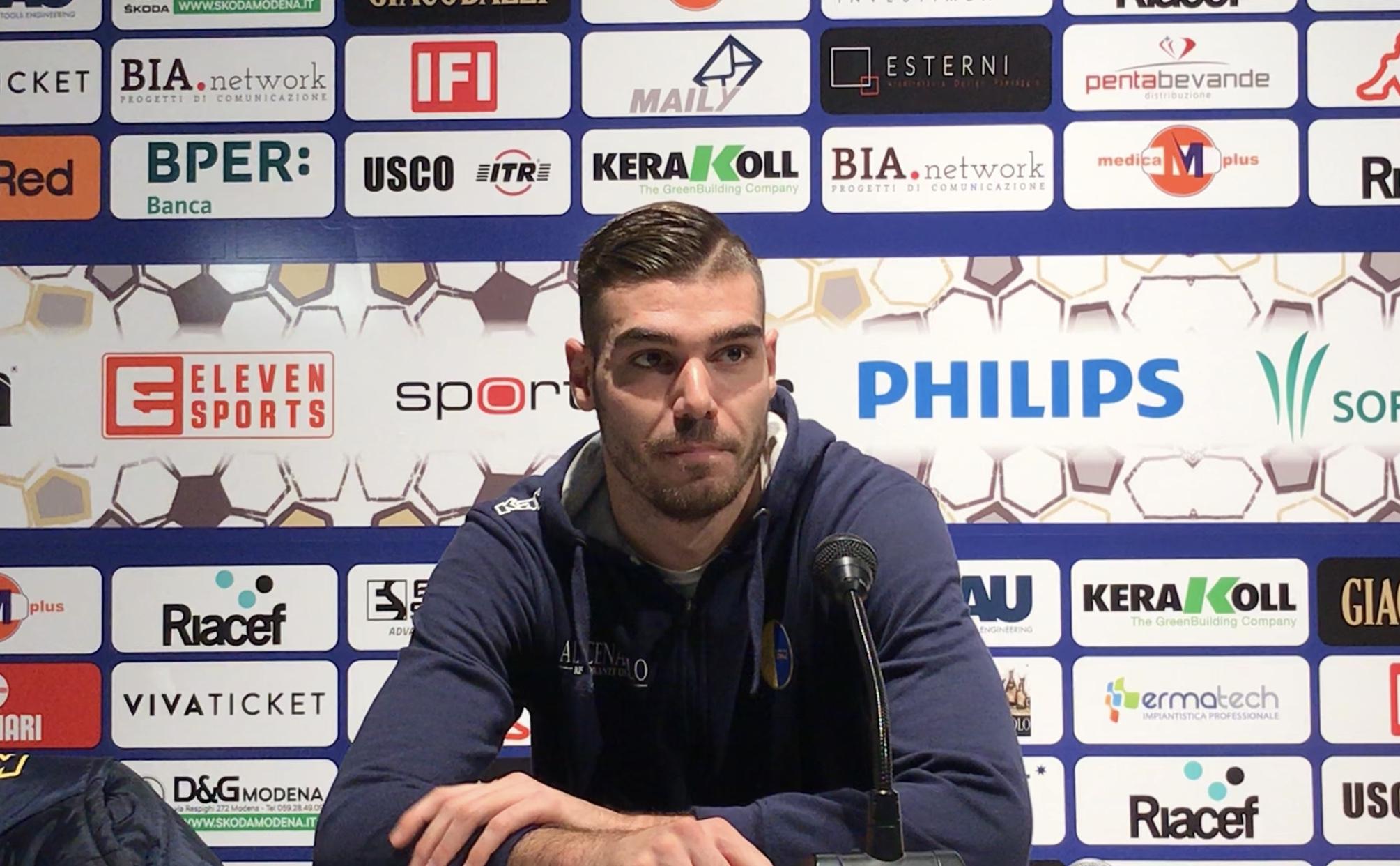 Modena-Vis Pesaro 3-1, le parole di Zaro e De Grazia
