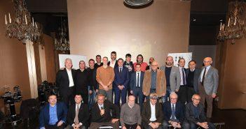 Premi Gergs: riconoscimenti per Andrea Giani, Tommaso Rinaldi, Luca Toni e tanti altri campioni