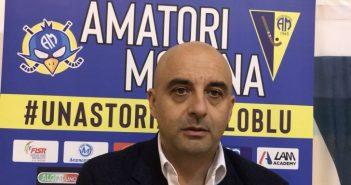 Hockey - Conosciamo l'Amatori Modena, intervista a Gian Luigi Moncalieri