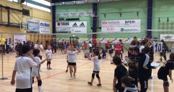Scuola di Pallavolo Anderlini, anche quest'anno il Buon Natale è in campo con il Volley S3