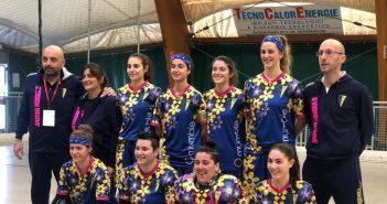 Hockey Femminile- Mumble Amatori Modena, la Coppa Italia si chiude con una vittoria