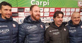 Carpi FC - Resto del Carlino - Playoff in forma volontaria per cercare la quarta promossa