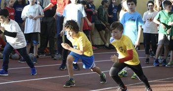 Atletica, grande partecipazione e risultati interessanti alla Velocissima di Natale