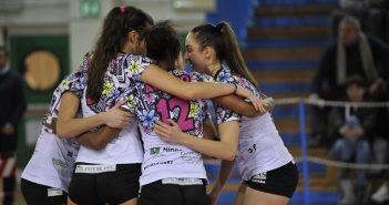 Volley, A2/F: all'Exacer Montale il cuore non basta, Martignacco rimonta e vince 3-1