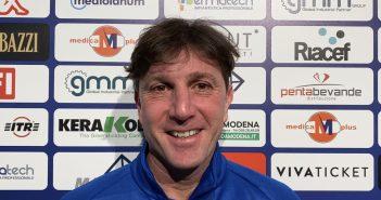 """Modena Fc, mister Mignani: """"Vicenza squadra fortissima, ma siamo pronti e ce la giocheremo"""""""