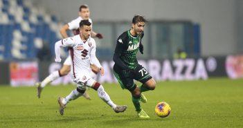 Sassuolo - Gazzetta di Modena: Juventus e Inter, derby per Manuel Locatelli