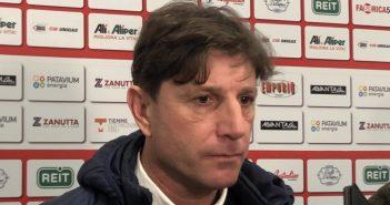 Padova-Modena 0-1, mister Mignani:
