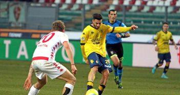 Modena Fc, debutto positivo in gialloblù per Mattia Muroni