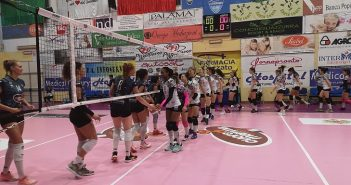 Volley, A2/F: in Salento l'Exacer Montale cede al tie-break
