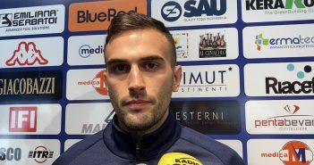 Modena Fc, Alessandro Mattioli resterà in gialloblù:
