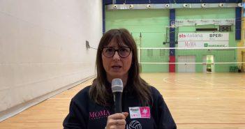 Scuola di Pallavolo Anderlini, il punto di Roberta Maioli sul campionato Under 18 e sulla B2